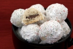 Chocolate-Filled Russian Tea Cakes